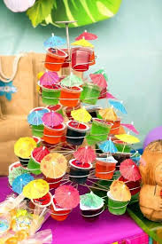 40 Affordable And Creative <b>Hawaiian Party</b> Decoration <b>Ideas</b> | <b>Luau</b> ...