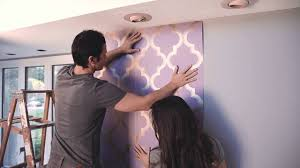 Devine <b>Color</b> at Target: How to Apply Wallpaper - YouTube