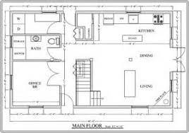 X House Plans  SDSCAD Plans On Demand Cabin  Garage  House     X House Plans