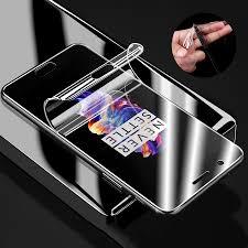 2Pcs 6D <b>Silicone</b> Soft <b>TPU Hydrogel Sticker</b> Film For OnePlus 7 Pro ...