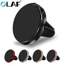 <b>OLAF</b> Car <b>Phone holder</b> magnetic car holder Mobile Phone Air Vent ...