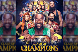 WWE Clash of Champions 2019: Start Time and How to Watch Online