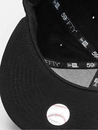 <b>New Era Бейсболка Black</b> On <b>Black</b> NY Yankees in черный