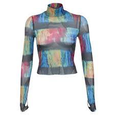 Harajuku <b>футболка</b> для женщин с <b>принтом Tie</b> Dye винтажные ...