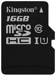 <b>Карта памяти Kingston Canvas</b> Select microSDHC Class 10 UHS-I ...