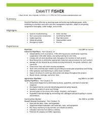 Sample Plumber Resume Examples  Plumber Resume Samples VisualCV     Tradesman Plumber License       Resume samples