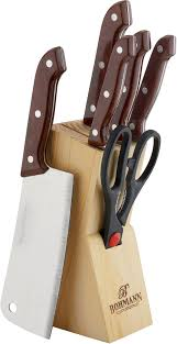 <b>Набор ножей</b> на <b>подставке</b> 7 предметов