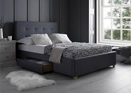 king beds giant bed milano grey  drawer milano grey open jpeg milano grey  drawer