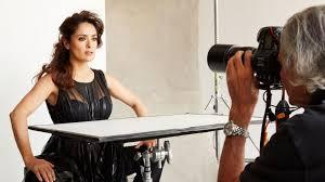Watch Allure Cover Shoots | Salma Hayek