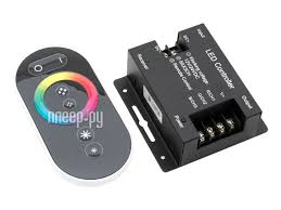 <b>Контроллер SWGroup LED Controller</b> Touch Deluce 12/24V 24A ...