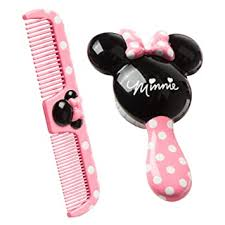 Disney Baby Minnie Hair Brush and Wide Tooth ... - Amazon.com