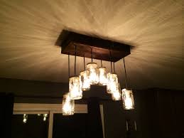 the betty 8 light mason jar chandelier with edison bulbs thumbnail 2 betty 8 light mason jar