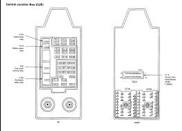 2002 ford f 150 fuse box diagram needed 2002 ford f 150 fuse diagram central junction box