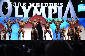 2019 IFBB Mr. Olympia Prejudging Photos | NPC News Online