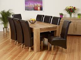 chunky dining table and chairs solid oak chunky table with  chairs