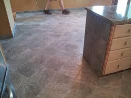 kitchen floor tiles small space: not yet finished floor photos slate cobblestone tile flooring looking porcelain tile in richboro
