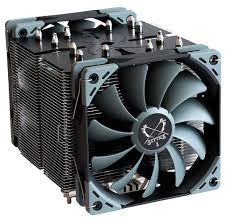 <b>Кулер</b> для процессора <b>Scythe Ninja 5</b> (SCNJ-5000) — купить по ...
