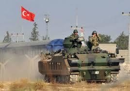 Image result for جنگندههای سوری مواضع ارتش ترکیه را در الباب در هم کوبیدند