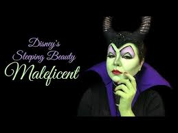 maleficent make up tutorial disney 39 s sleeping beauty