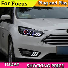 doxa <b>Car Styling Head Lamp</b> Case For Ford Focus MK3 Headlights ...