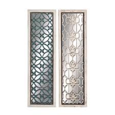 all mirrors wayfair wood 2 piece mirror panel set wholesale home decor traditional home architectural mirrored furniture design ideas wood