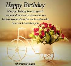 Happy Birthday Quotes For Friend Facebook - happy birthday quotes ... via Relatably.com