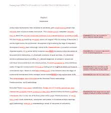 thesis or dissertation Imhoff Custom Services