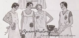 Image result for aprons history