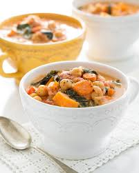 10-Spice <b>Vegetable Soup</b> (Freezer Friendly, Vegan, Gluten-Free ...