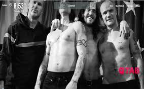 <b>Red Hot Chili Peppers</b> New Tab Wallpapers