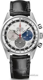 Мужские <b>часы</b> Zenith Chronomaster 50th El Primero Anniversary 65 ...