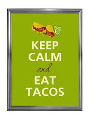 Image result for dont hate taco slogan