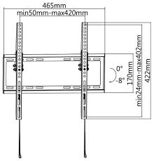 Купить Кронштейн на стену <b>Ultramounts UM 832T черный</b> по ...