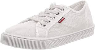 <b>Levi's</b> Women's <b>Malibu Beach S</b> Trainers: Amazon.co.uk: Shoes ...