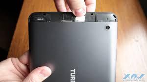 Как вставить microSD-карту в <b>TurboPad</b> 912 (XDRV.RU) - YouTube