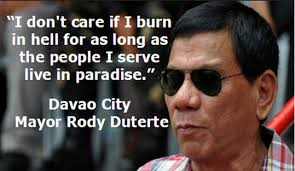 Image result for rodrigo duterte quotes