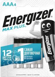 Купить <b>Батарейки Energizer</b> Maximum AAA 4шт с доставкой на ...