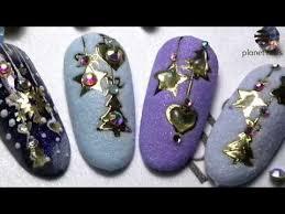 Новогодний дизайн от компании <b>Planet Nails</b> 2017 - YouTube