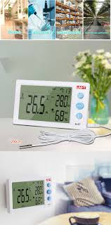 <b>UNI</b>-<b>T A12T Digital</b> LCD Thermometer Hygrometer Temperature ...