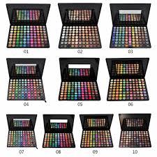 Палитра для макияжа 88 полноцветные <b>тени для век</b> Палитра...