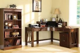 beautiful riverside home office curved corner desk hutch 33532 great deals suggestions amaazing riverside home office