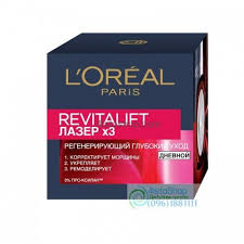 <b>Дневной</b> крем L&apos;oreal Paris Revitalift Лазер Х3 ...