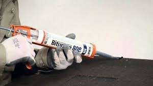 <b>Герметик битумный</b> KIM TEC Bitumen 808 310 мл чёрный ...