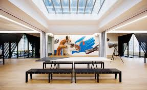 view in gallery superheroes amsterdam office design by simon bush king architecture and urbanism 1 architecture office design