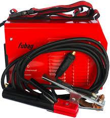 <b>Сварочный</b> инвертор <b>FUBAG IN</b> 176 68 431 - доступная цена ...