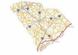 U.S. Route 17 in South Carolina