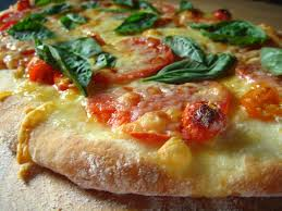 Image result for homemade pizza