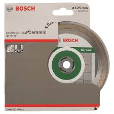 <b>Алмазный диск</b> отрезной <b>BOSCH</b> for Ceramic по керамике 125мм ...
