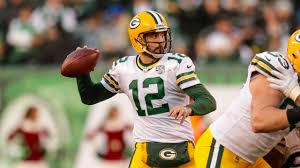Aaron Rodgers nominated for FedEx Air Player of the Week