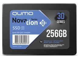 <b>Твердотельный накопитель Qumo</b> Novation SSD 256Gb Q3DT ...